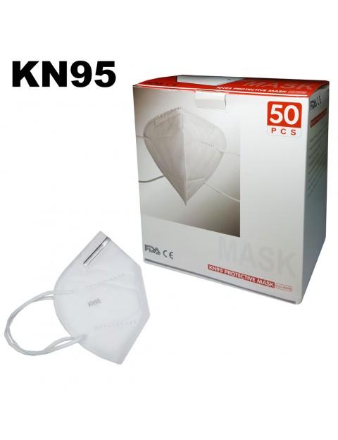 face mask KN95 - 50 Pcs box