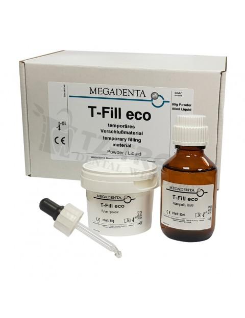 Zinc Oxide Non Eugenol Temporary Filling Material T-Fill Eco