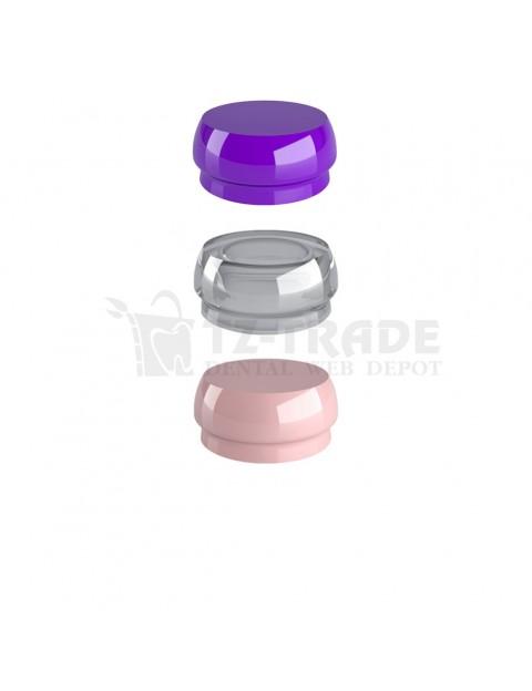 Silicon cap for flat abutment ( locator )