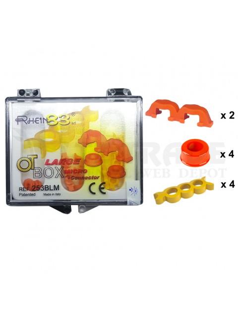 OT Box Large – Micro + Connectors 253BCM