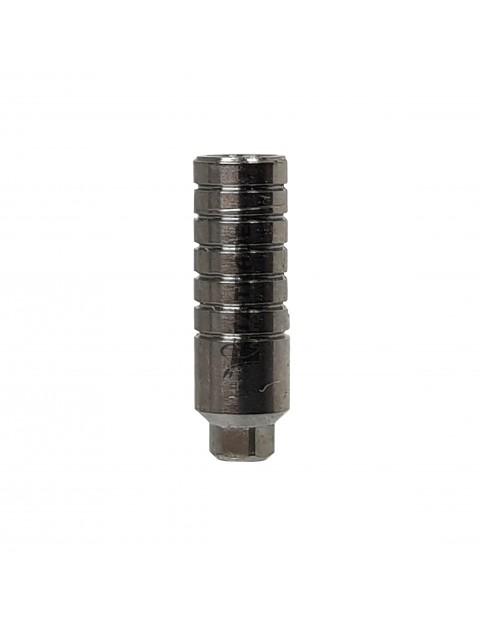 Straight Titanium Abutment 9mm Slim