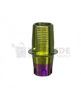 T Base Cad Cam abutment MIS SP C1 V3 compatible anti rotation