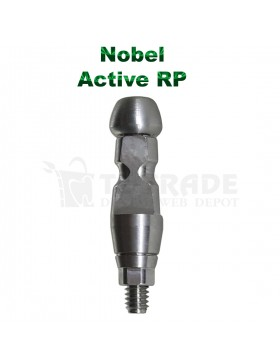 Close Tray Transfer Nobel Active RP 4.3 Compatible