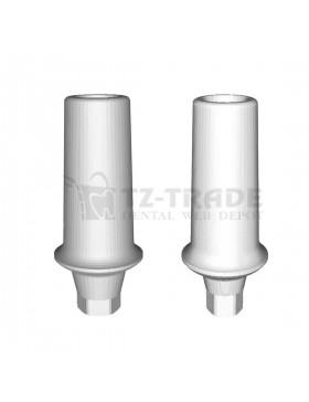 Plastic Castable Abutment With Hex Osstem Regular / Mini Compatible