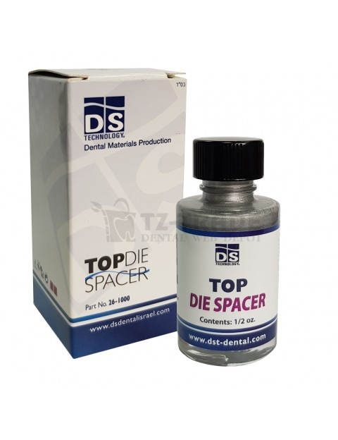 Top Die Spacer Silver For Plaster