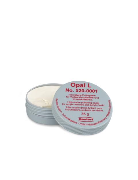 High-luster polishing paste Opal L  Renfert