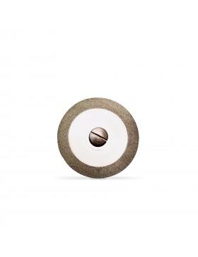 Diamond coated separating disc for porcelain(22 x 0,15 mm) Bi-Flex Renfert