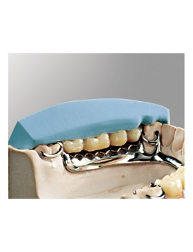 Putty for the dental laboratory Blue Eco Detax
