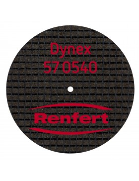Separating discs Dynex 40x0.5 Renfert