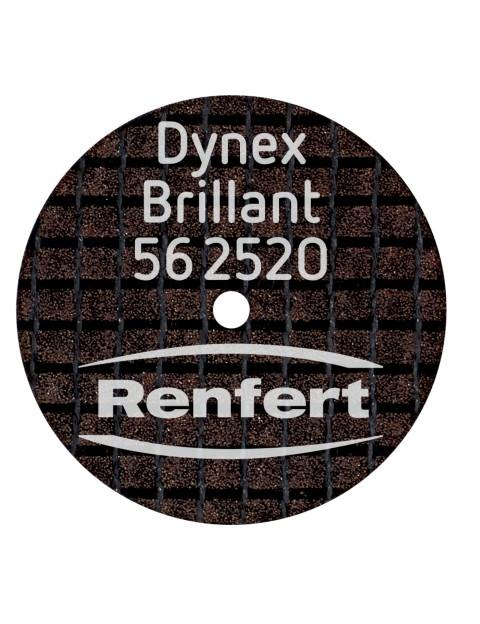 Separating discs Dynex Brillant 20 x 0.25  Renfert