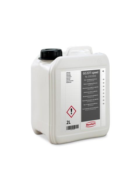 Plaster and alginate solvent GO 2011 speed Renfert