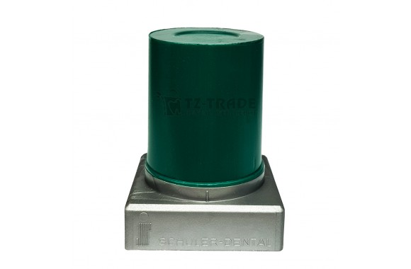 S-U Modelling Wax Schuler Green Medium Hard