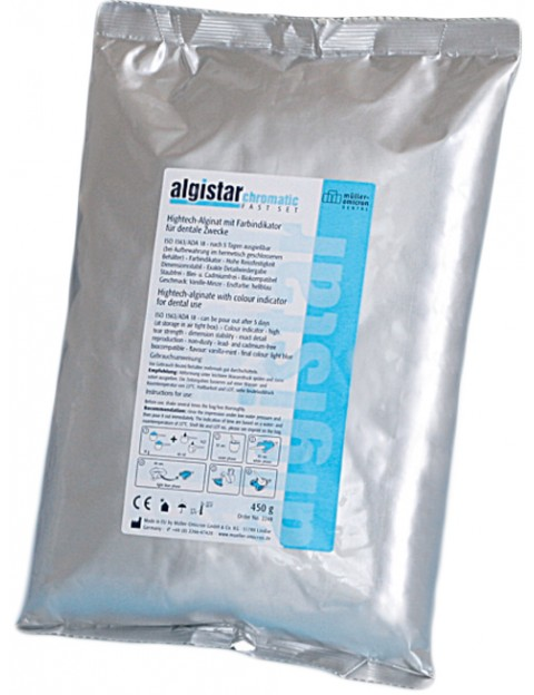 Algistar alginate chromatic fast set