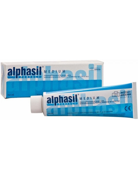 Impression material Alphasil Perfect wash medium