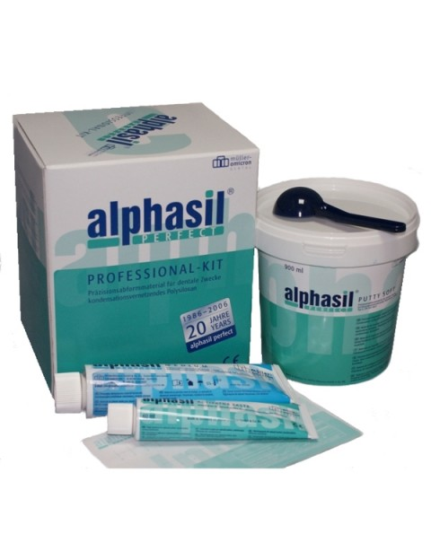 Impression material Alphasil Perfect set