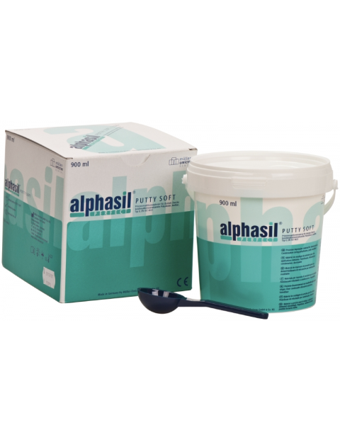 Impression material Alphasil Perfect putty