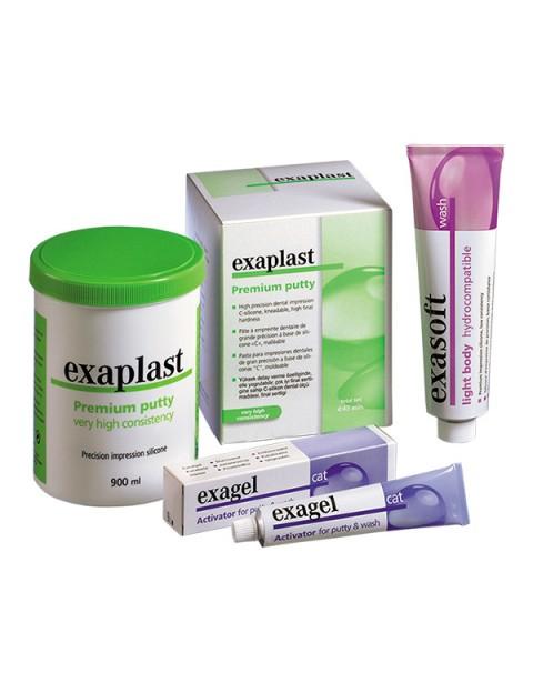 Impression material Exaplast set