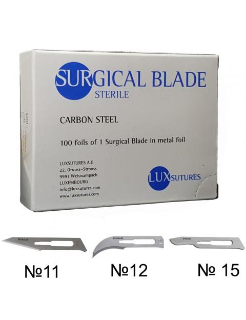 Carbon Steel Scalpel Blades Luxsutures